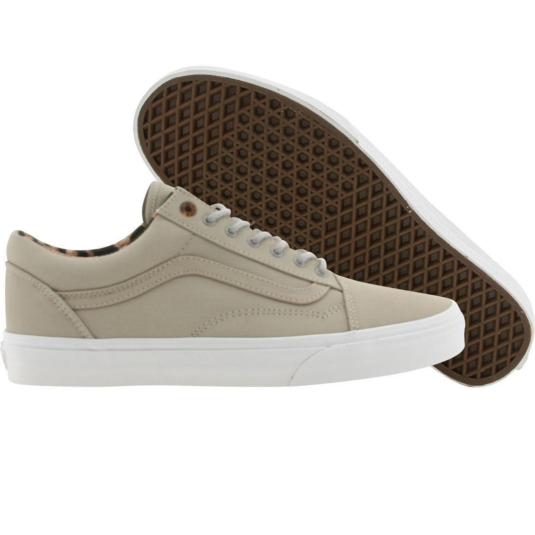 Vans Old Skool Reissue CA Coated Twill (tan / taupe)