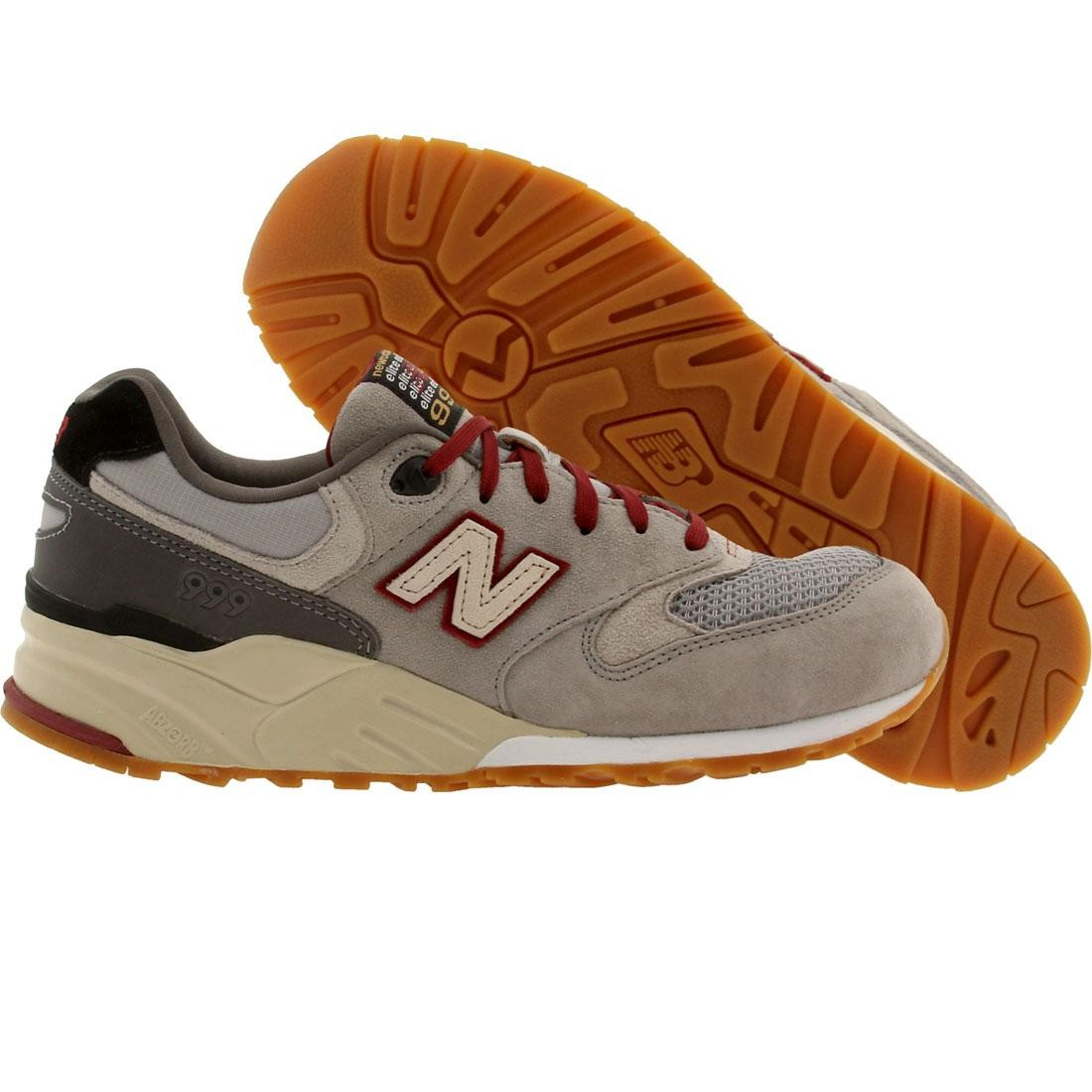 low priced 9c339 5dab2 New Balance Men ML999BB Riders Club Limited Edition (gray / red)