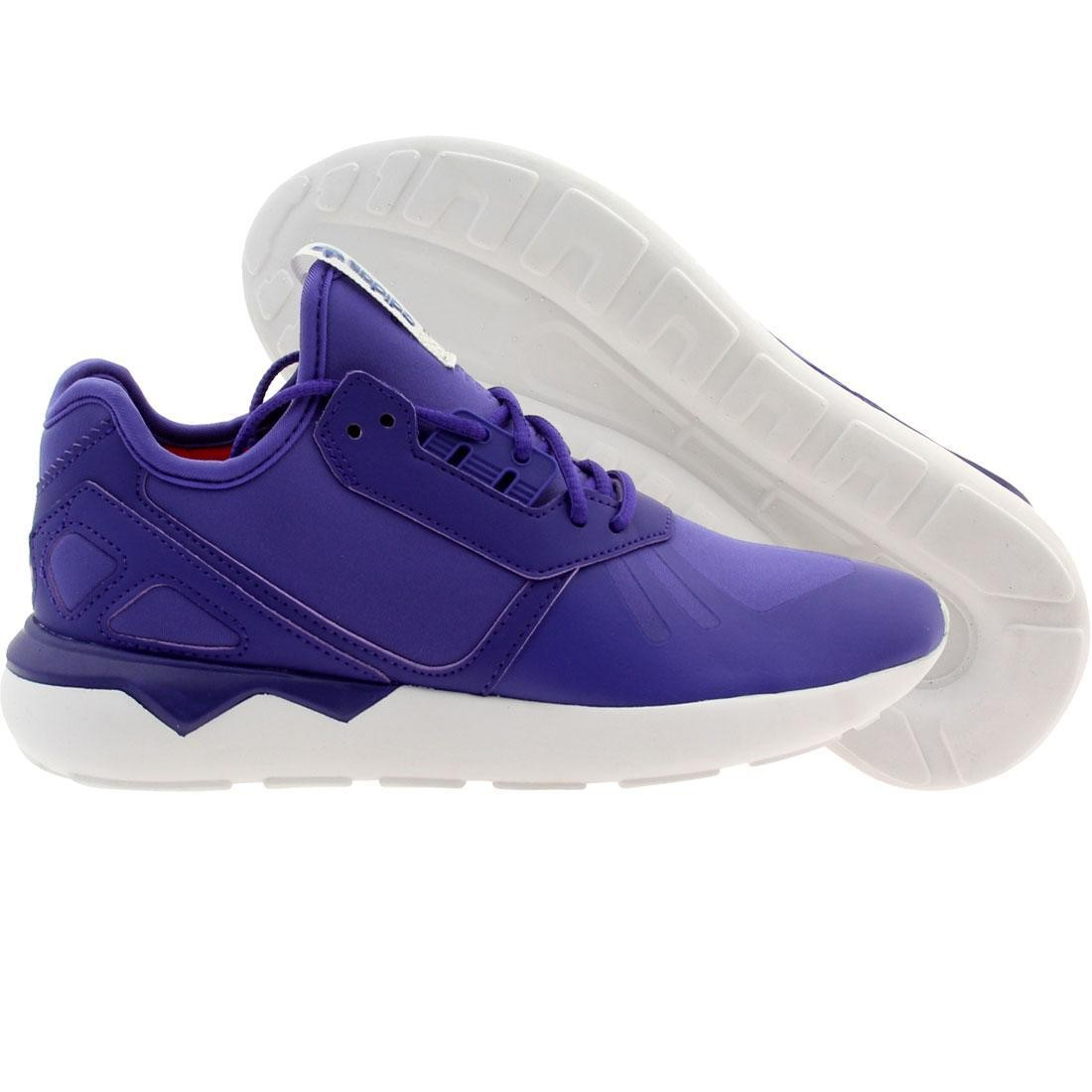 quality design 02bf5 2c989 Adidas Big Kids Tubular Runner purple ngtfla red