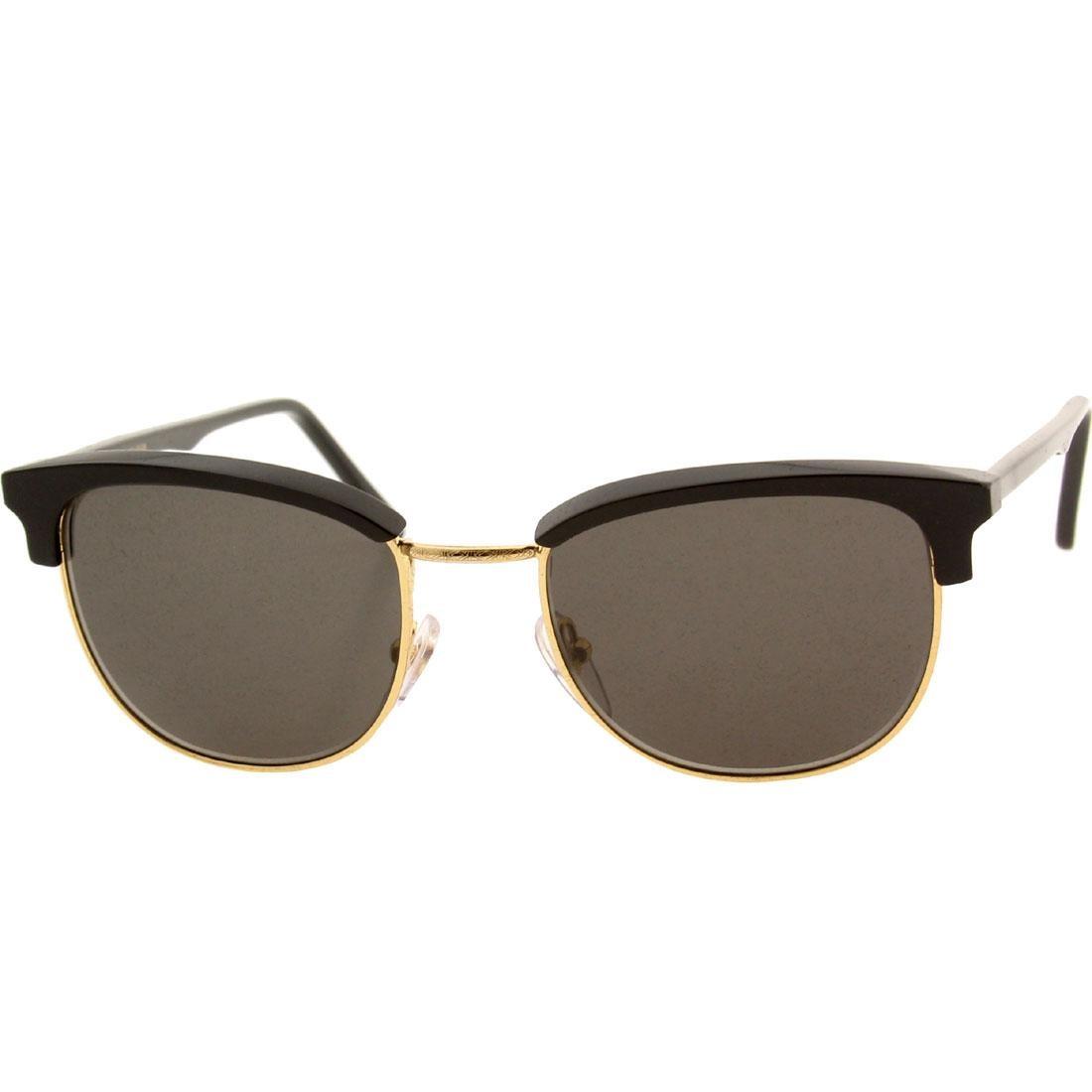 Super Sunglasses Terazzo - Black (black)