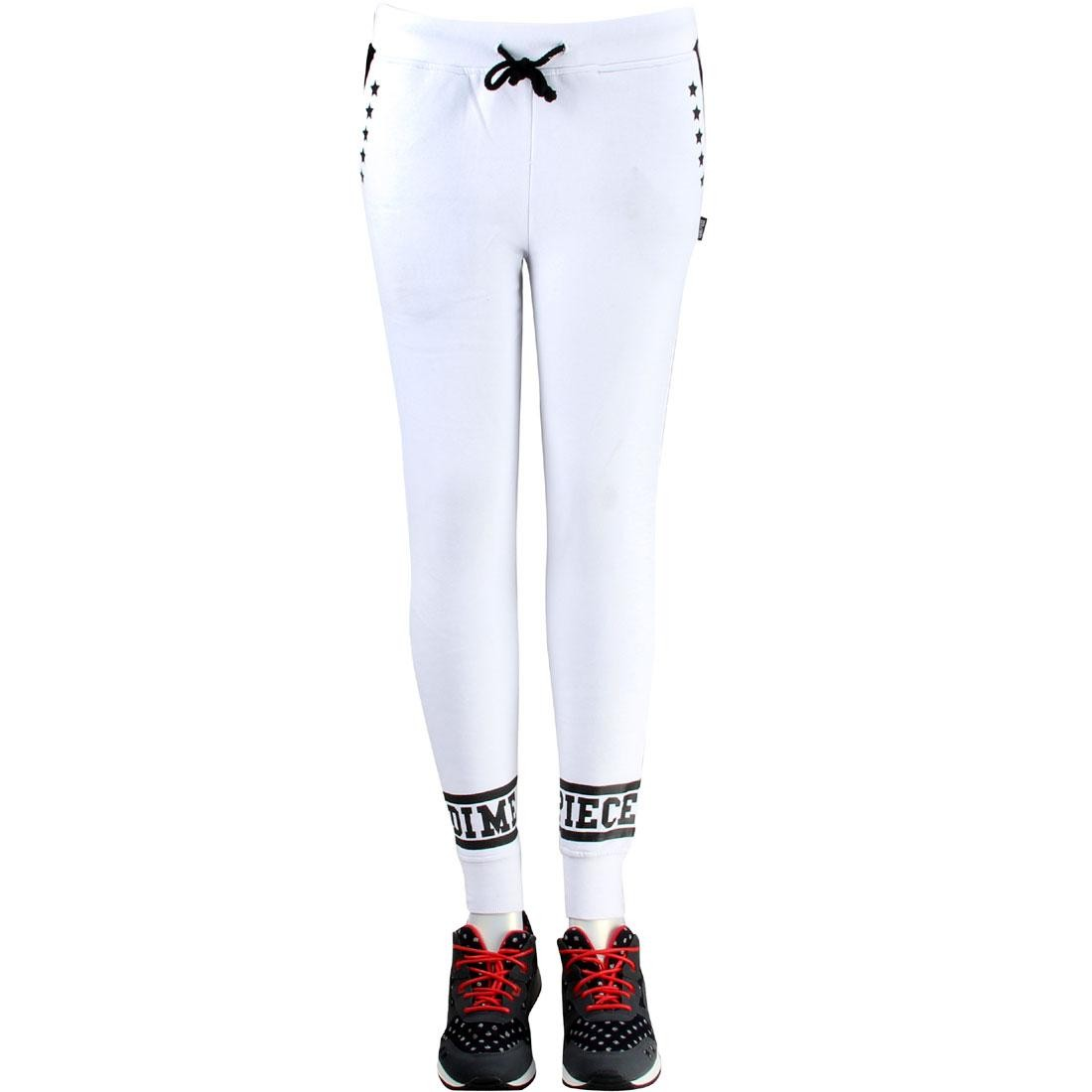 Dimepiece Women All Star Sweatpant (white)