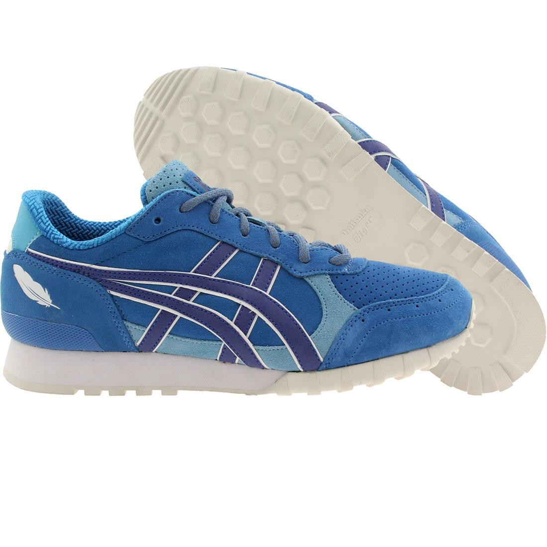 hot sale online bf572 cfc1f Onitsuka Tiger x END Men Colorado Eighty-Five - Bluebird (blue / purple)