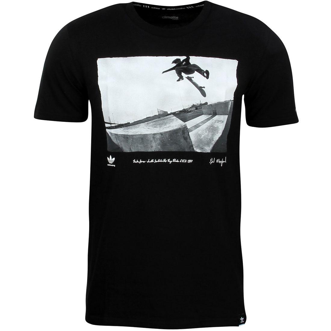 Adidas Skate Men Respect Your Roots Tee - Drake Jones (black)