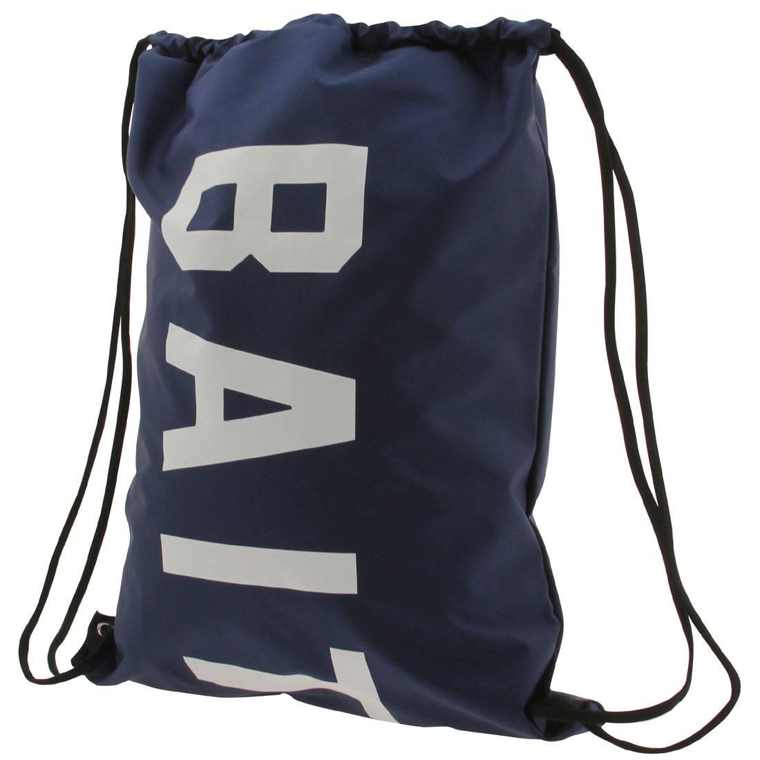 BAIT Logo Nylon Sachet Bag (navy)