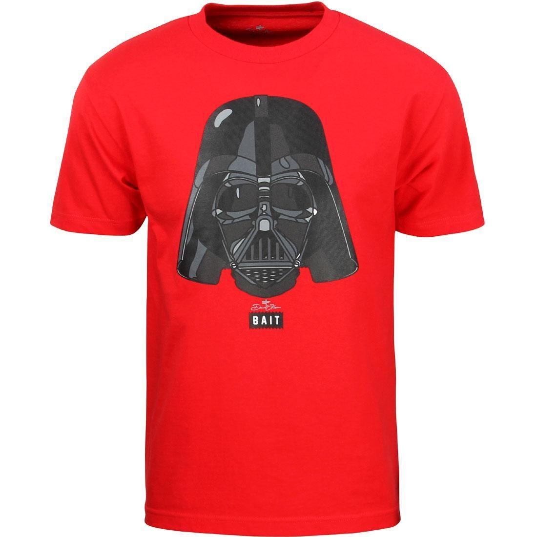 BAIT x David Flores Men Vader Tee (red)