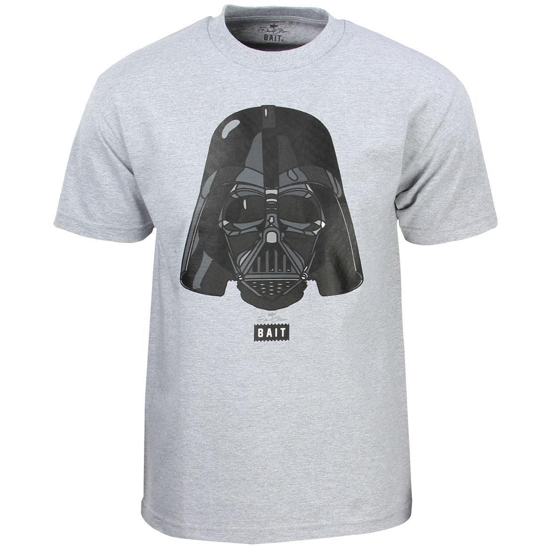 BAIT x David Flores Men Vader Tee (gray / heather)