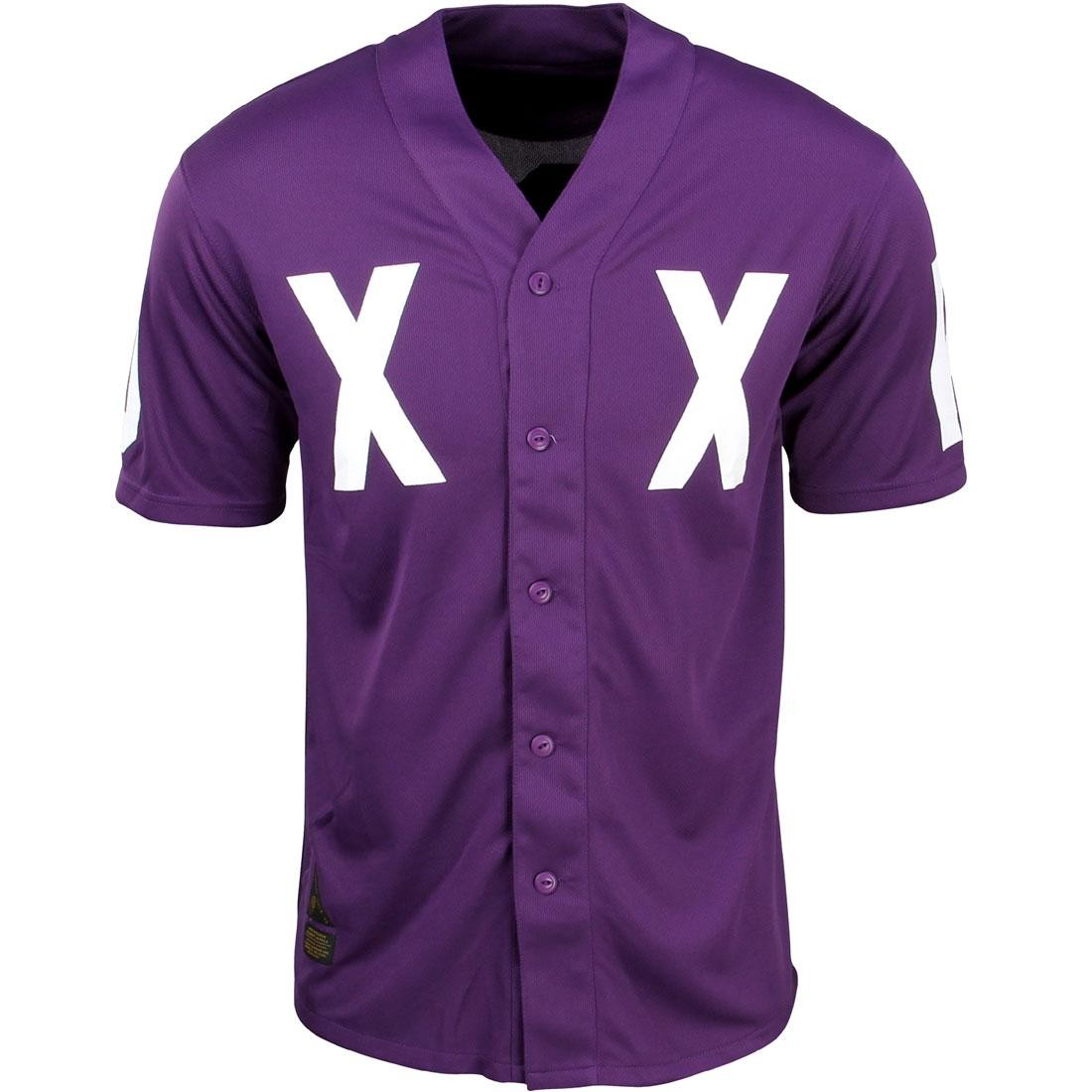 10 Deep Dxxp BB Jersey Shirt (purple)