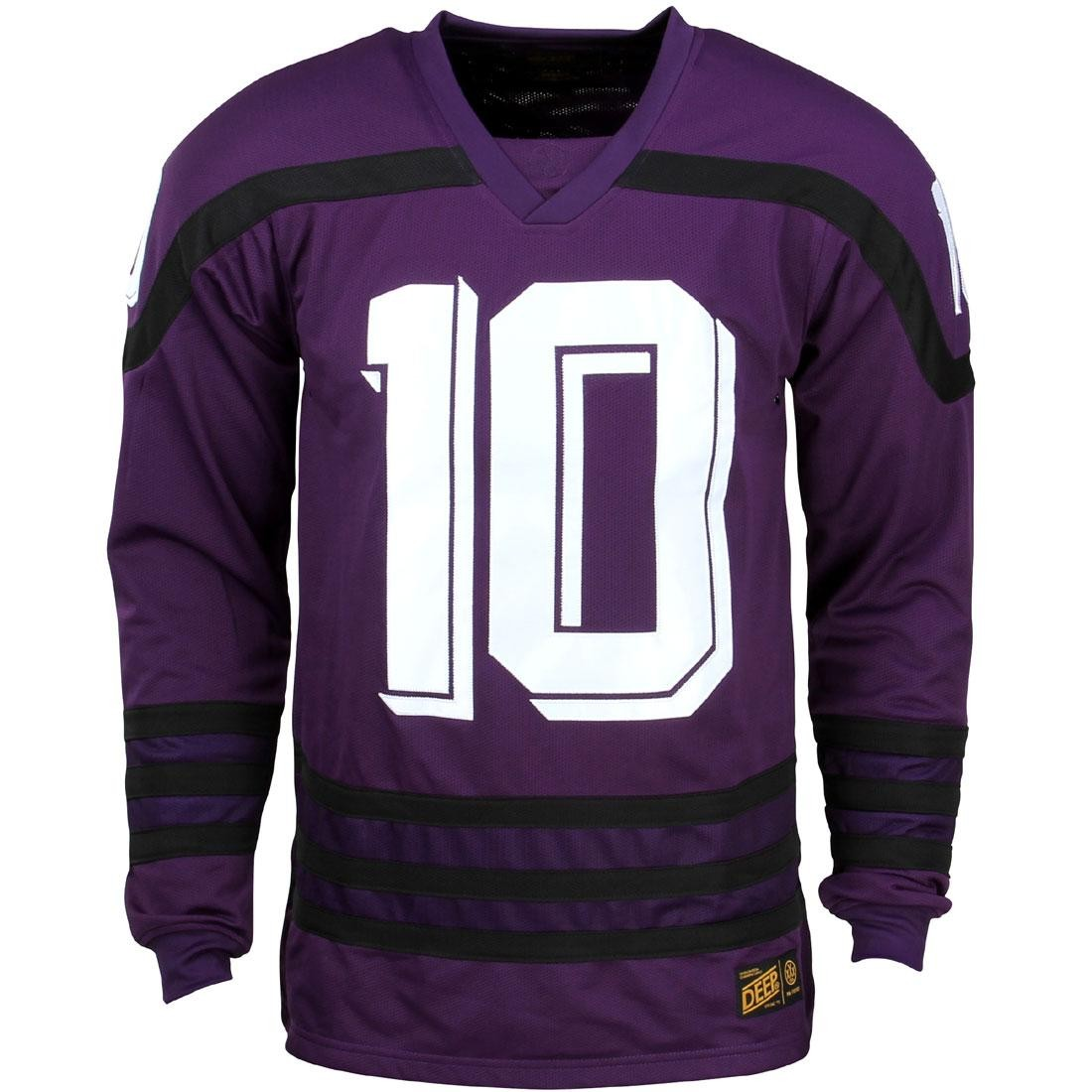 10 Deep Bazik Jersey Shirt (purple)