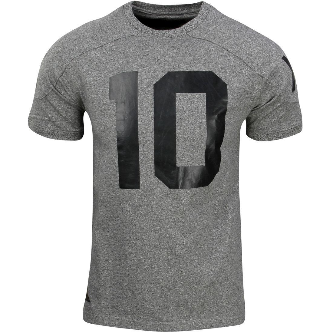 10 Deep J. Brown Football Jersey (black / marble)