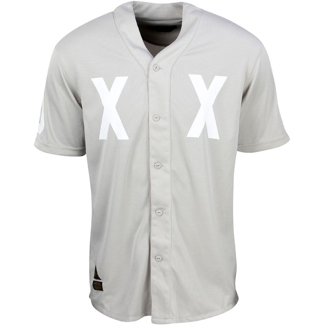 10 Deep Dxxp BB Jersey Shirt (gray)