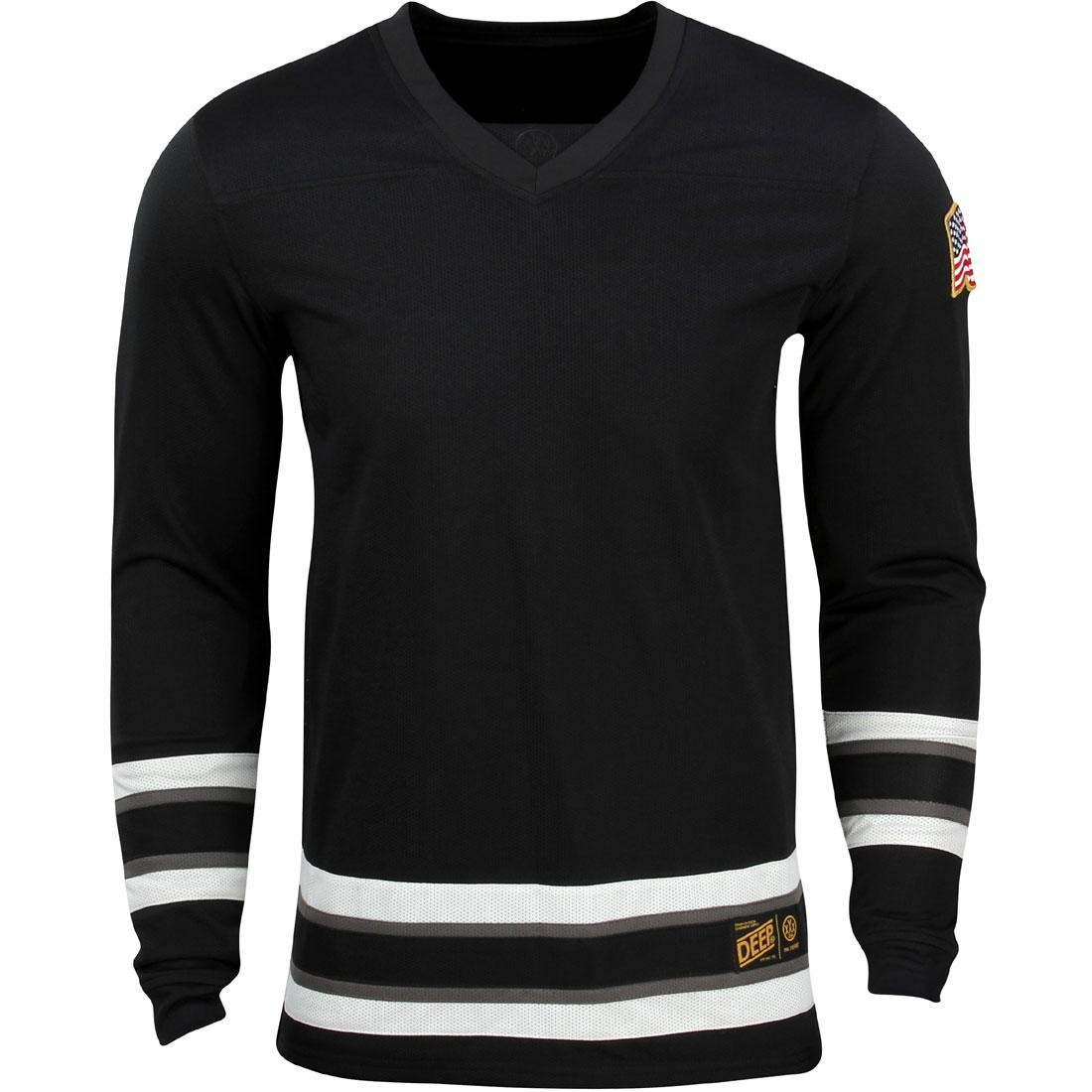 10 Deep 95 Mesh Jersey Shirt black