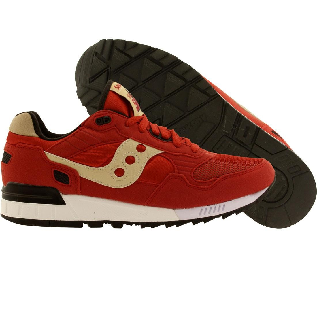 premium selection dc6cf 201fc Saucony Men Shadow 5000 (red)