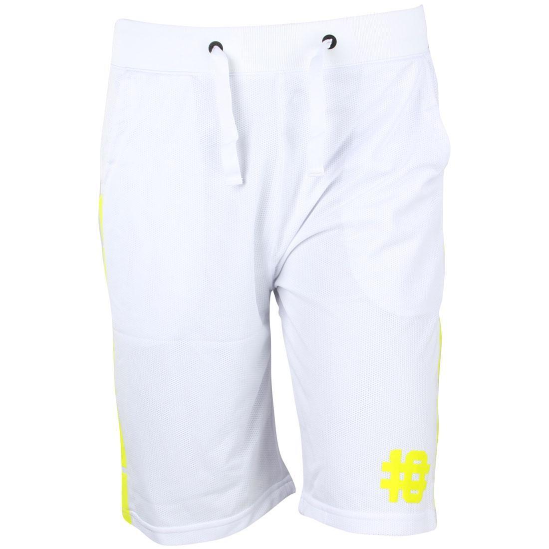 10 Deep Men Rescue Mesh Shorts (white)