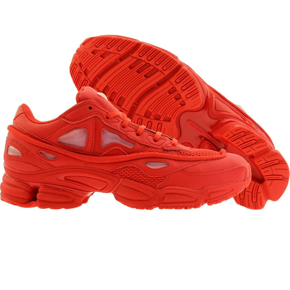 best sneakers bf6ec 04126 Adidas x Raf Simons Men Ozweego 2 (red / red)