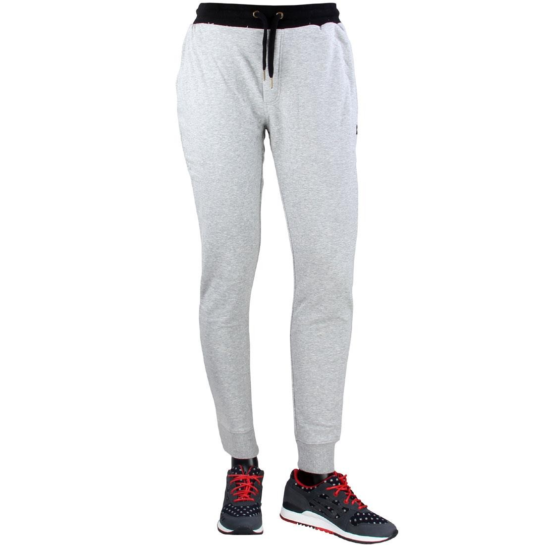 Barney Cools Men Weekend Pants (gray / melange)