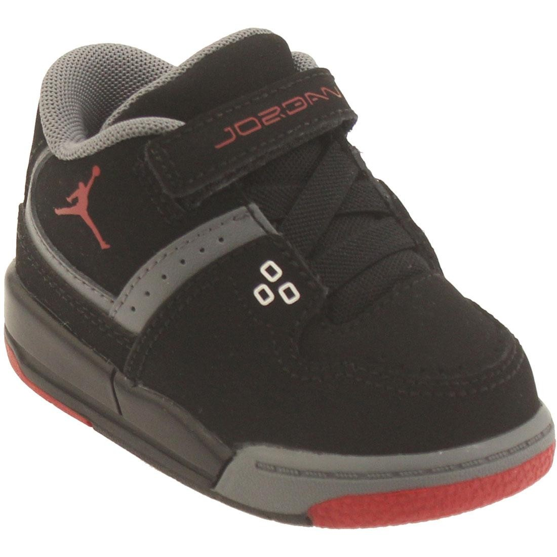 cheap for discount b1a57 cca35 Jordan Toddlers Air Jordan Flight 23 BT (black / gym red / cool gray)