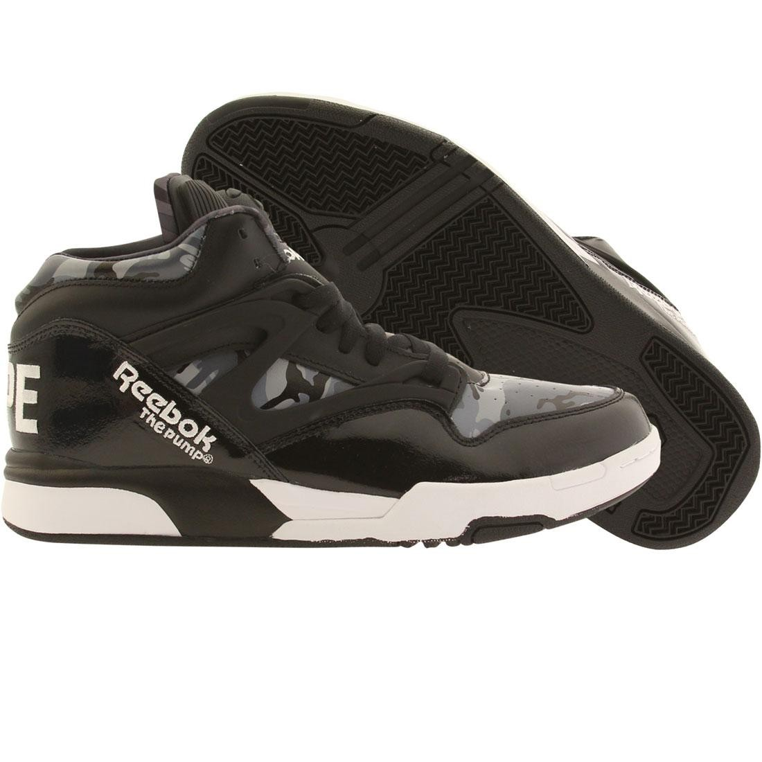 Reebok x AAPE By A Bathing Ape Men Pump Omni Lite black camo white d2b71efdc