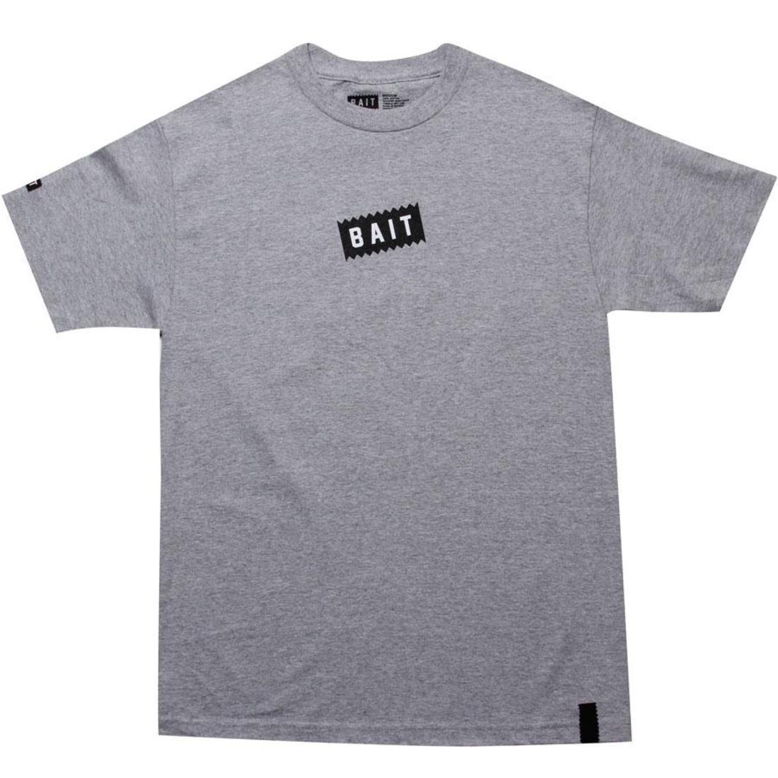 BAIT Slanted Box Logo Tee (heather)