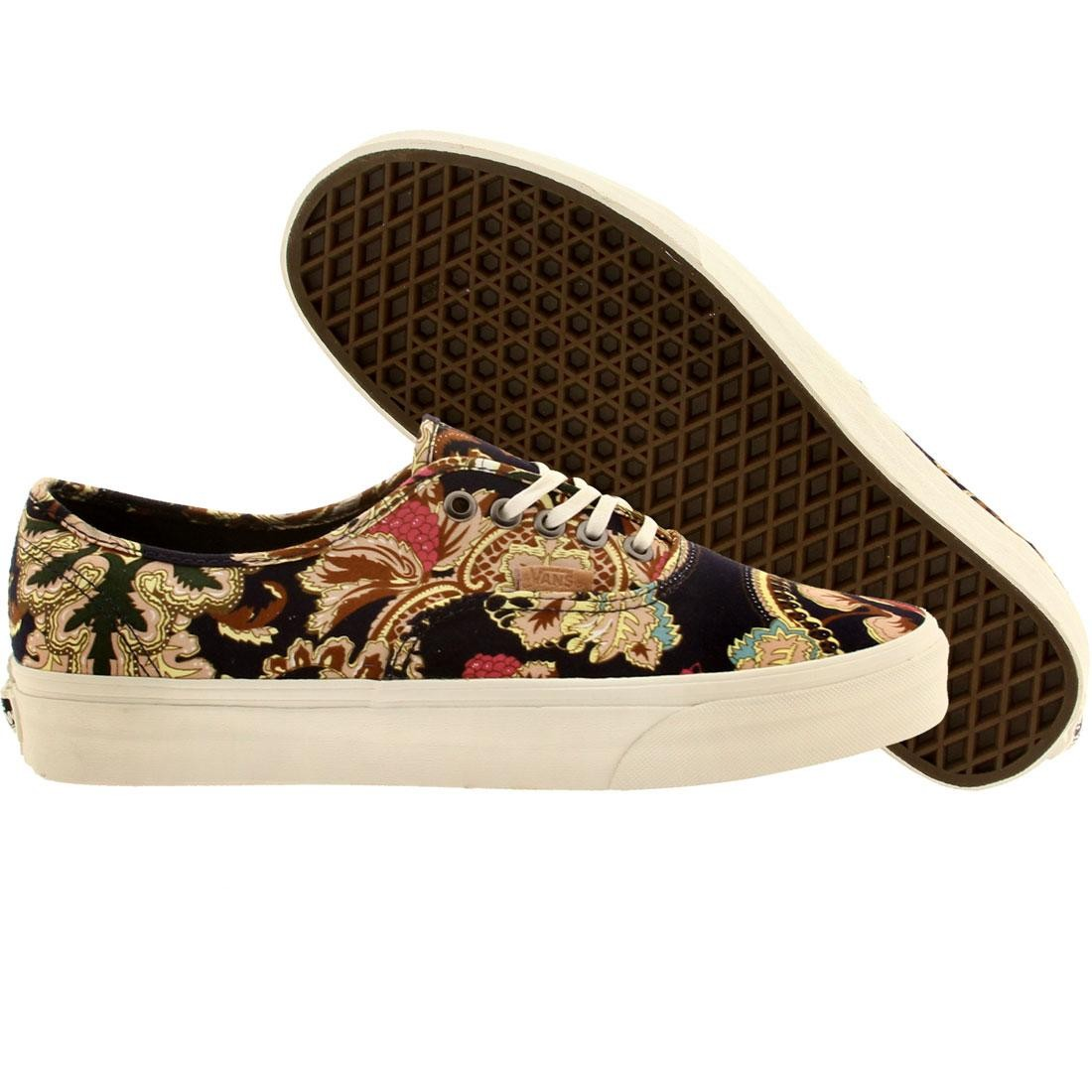 91055d63aee2 Vans Men Authentic Ca Royal Paisley (navy   dress blues)