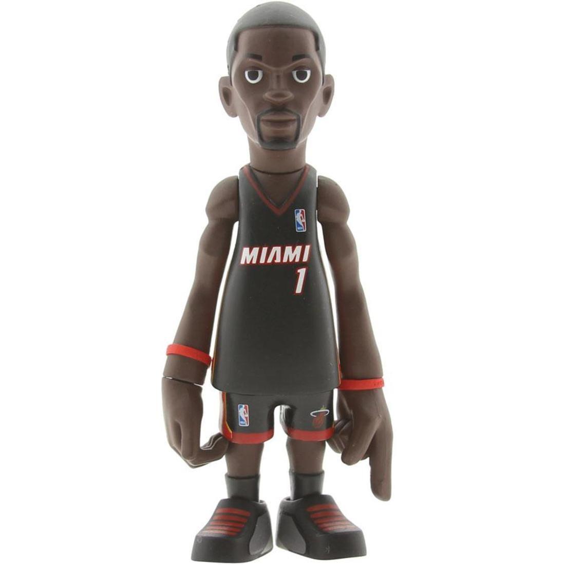MINDstyle x CoolRain Chris Bosh NBA Collector Series 2 Figure (black)