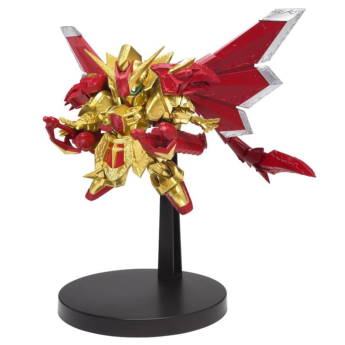 PREORDER - Banpresto SD Gundam World Superior Dragon Figure (gold)