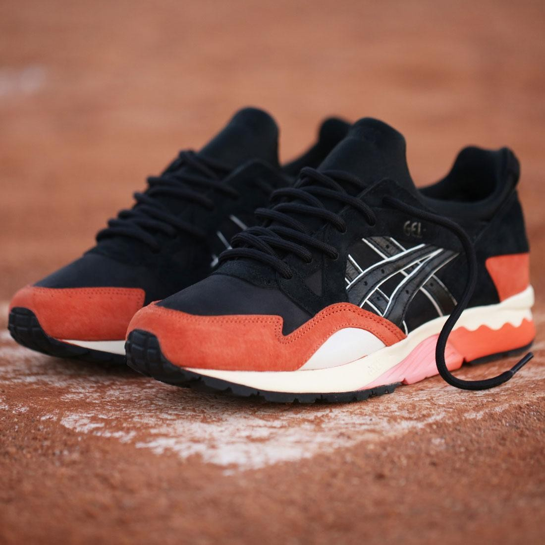 BAIT x Asics Gel Lyte V Bay Pack - Misfits (black   giants orange) 307f8d093f6b
