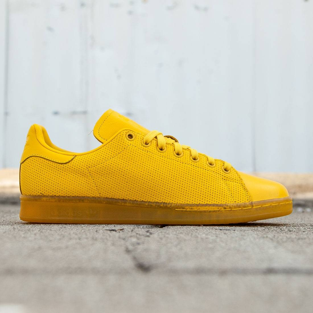 adidas stan smith adicolor yellow