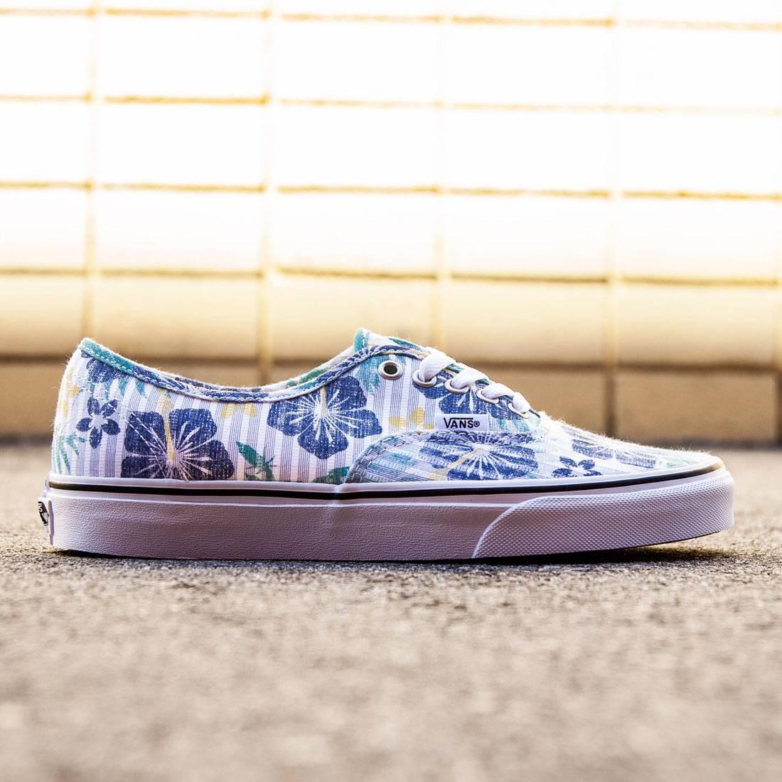 Vans Men Authentic - Aloha Stripes blue