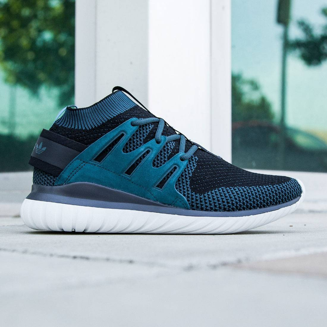 best authentic eec37 40878 Adidas Men Tubular Nova PK Primeknit (navy / mineral / night navy / black)