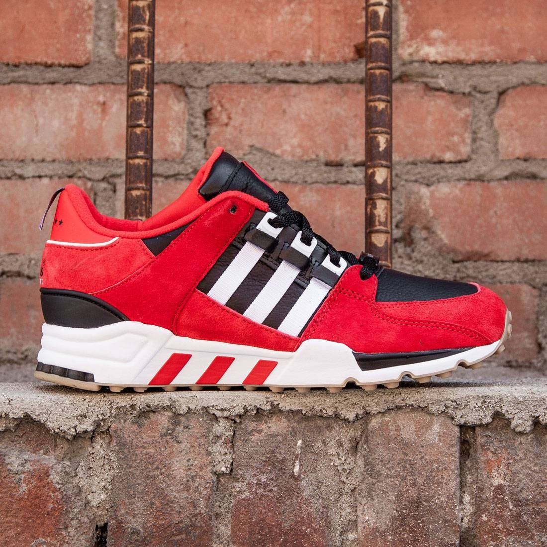 Adidas Men EQT Running Support - London (red / core black / white)