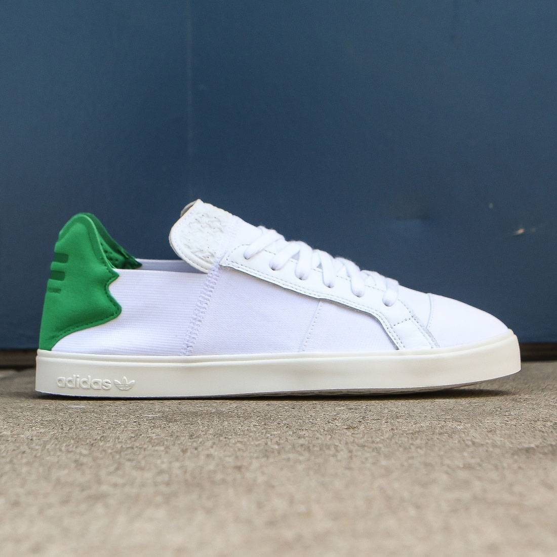 e905ab621 Adidas Consortium x Pharrell Williams Men Elastic Lace Up - Pink Beach white  green