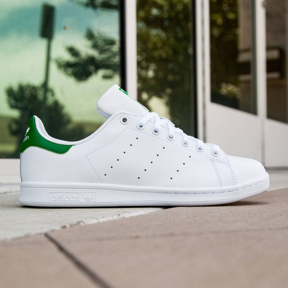Adidas Men Stan Smith (white / runninwhite / fairway)