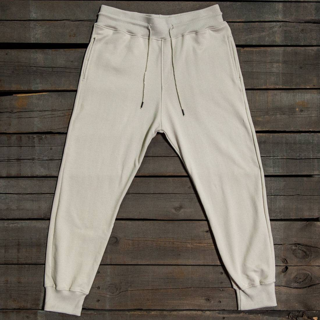BAIT Men Premium Sweatpants - Made In Los Angeles (gray / turtledove)