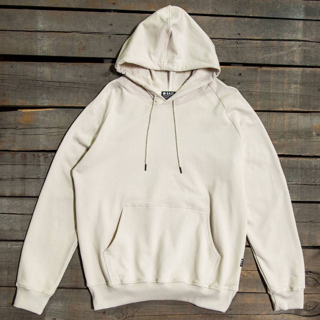 BAIT Men Premium Hoody - Made In Los Angeles (gray / turtledove)