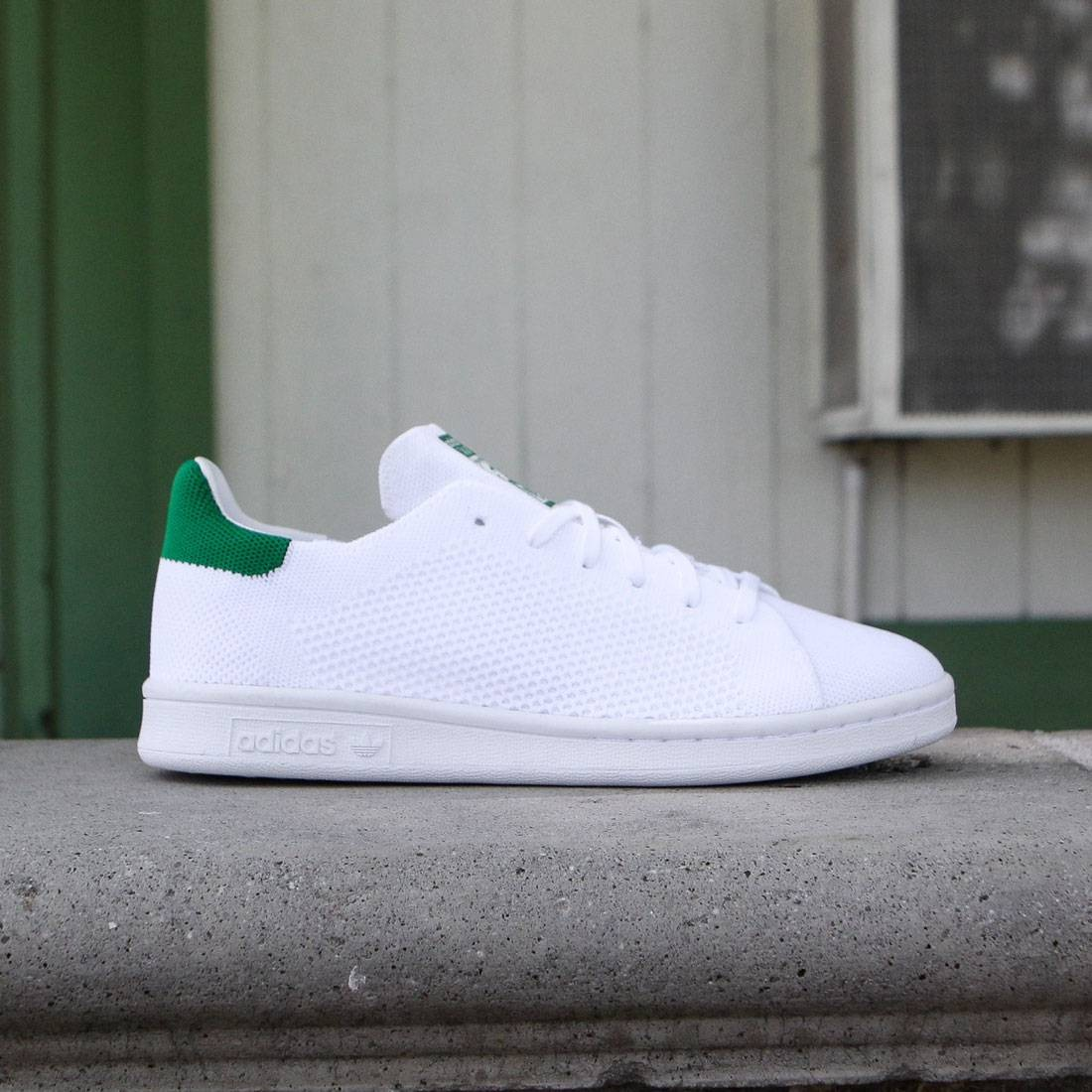 G8KWEJAZKO Shoes For adidas Stan Smith Primeknit Boost White