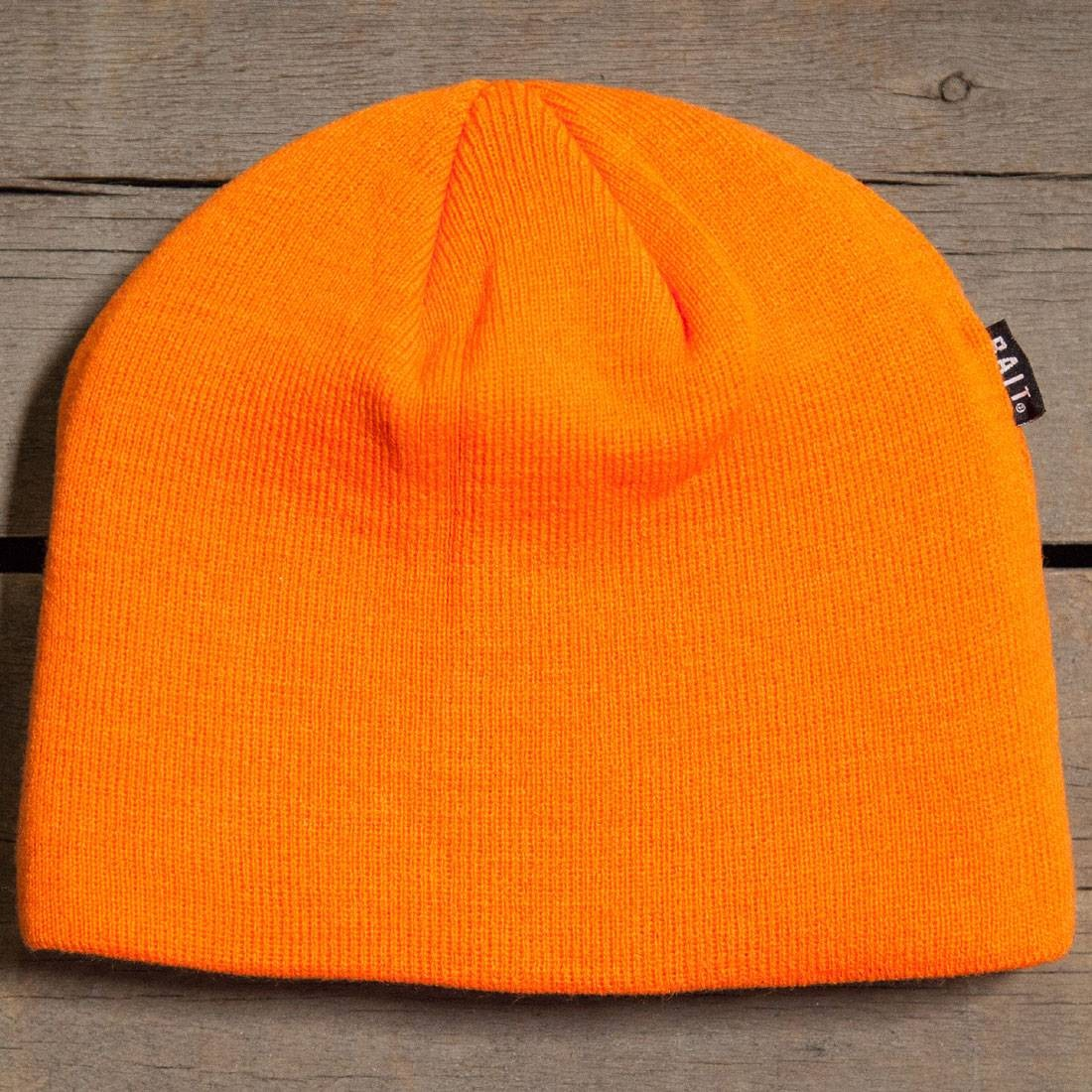 BAIT Basic Beanie (orange / safety orange)