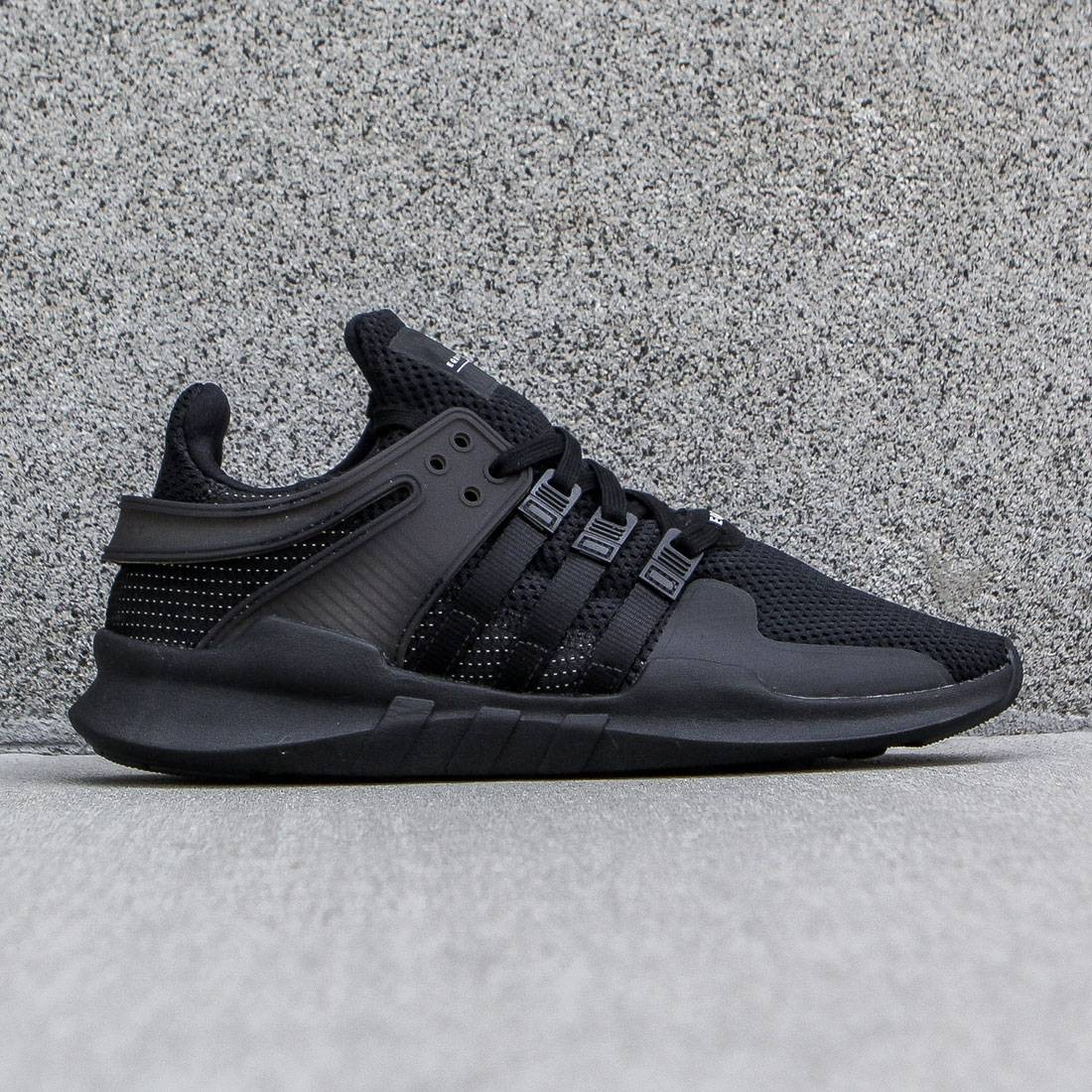 best service 80bce f5ee9 Adidas Men EQT Support ADV (black / core black / vintage white)