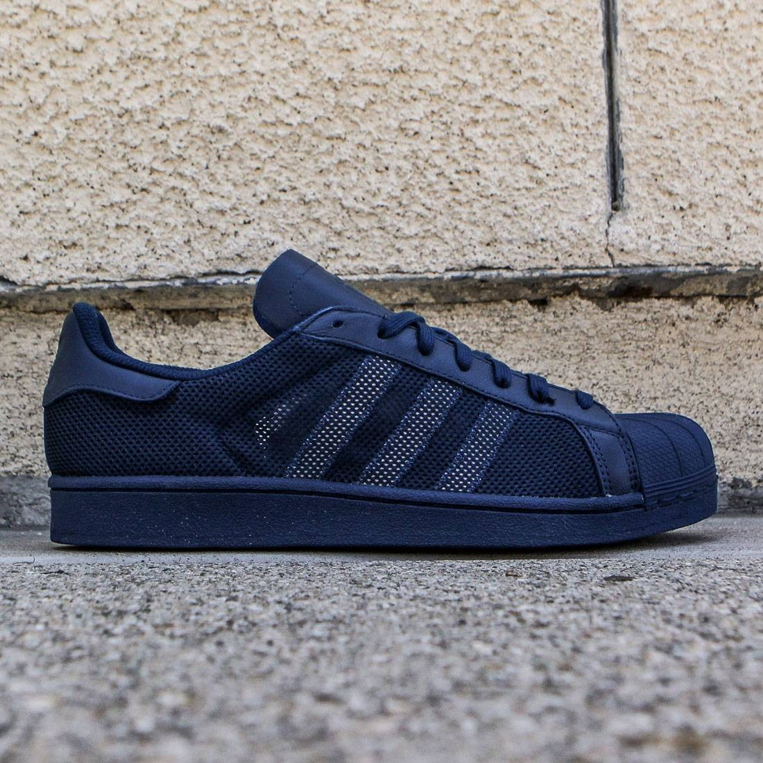 Adidas Men Superstar Triple (navy / tech ink)