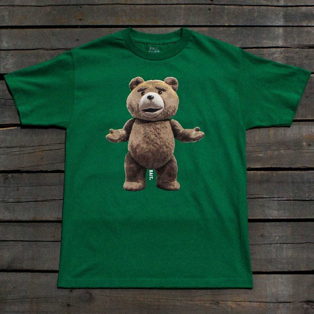 BAIT x Ted Men Big Ted Tee (kelly green)