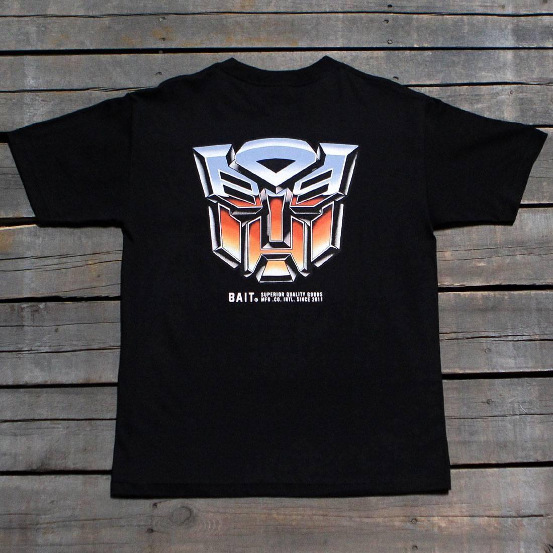 BAIT x Transformers Men Retro Autobots Tee (black)