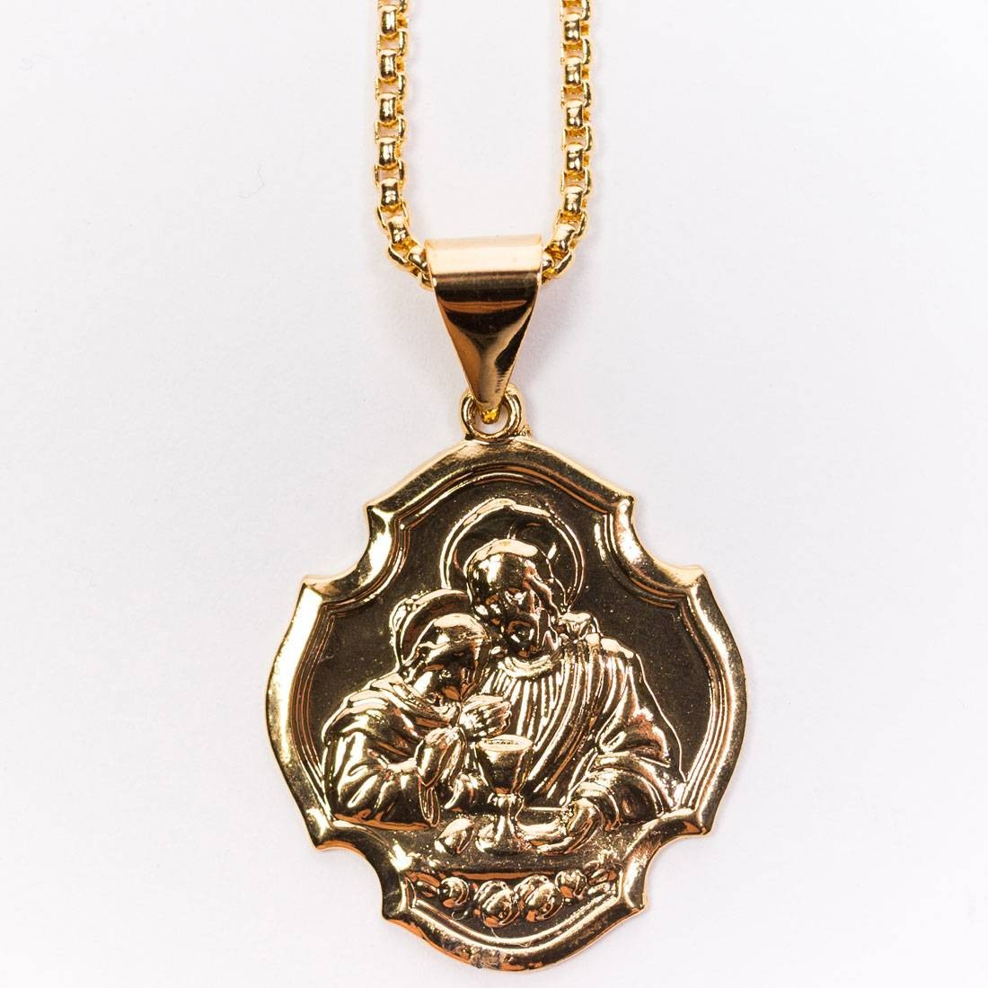 Veritas Aequitas Vita II Necklace (gold)