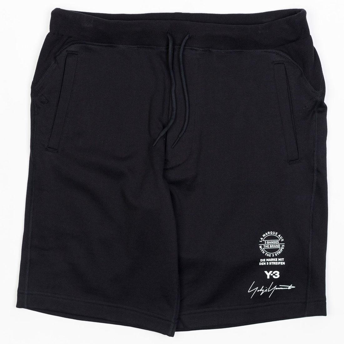 Adidas Y-3 Men Street Shorts (black)