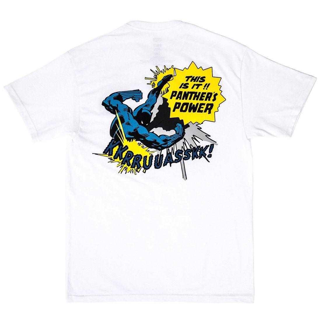 BAIT x Marvel Men Black Panther Comic Tee (white)