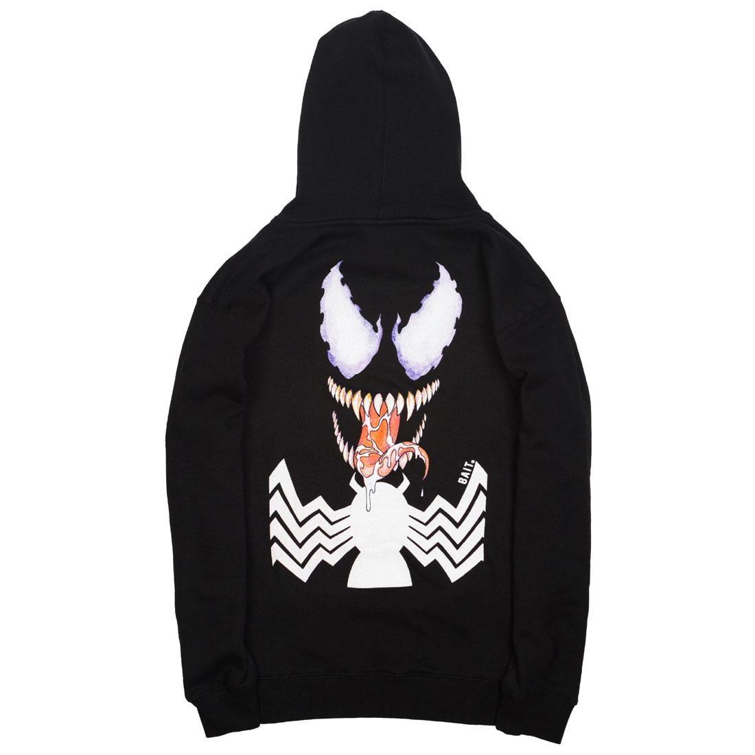 BAIT x Marvel Venom Men Logo Hoody (black)