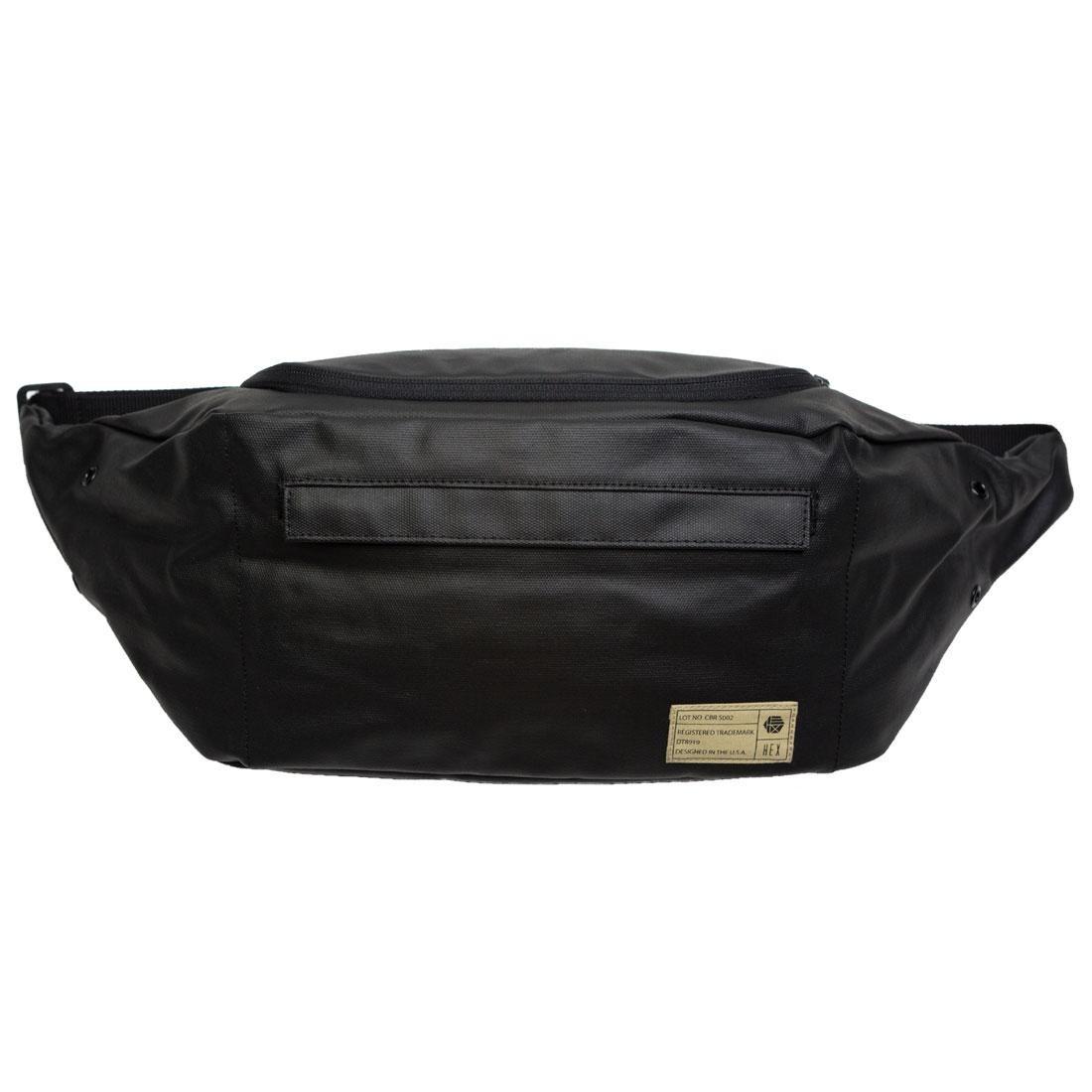 Hex Calibre Sneaker Sling Bag (black)