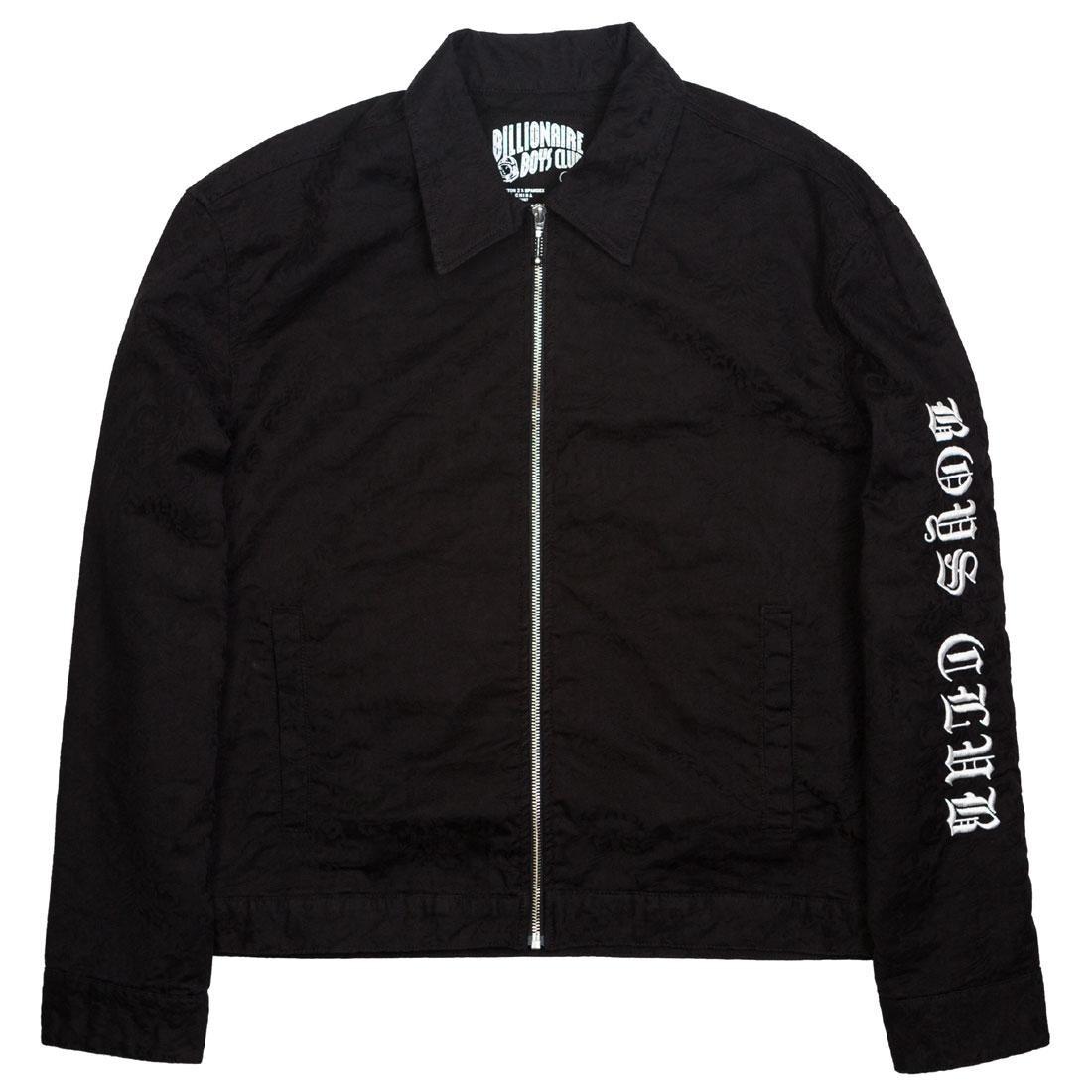 Billionaire Boys Club Men Black Boom Jacket (black)