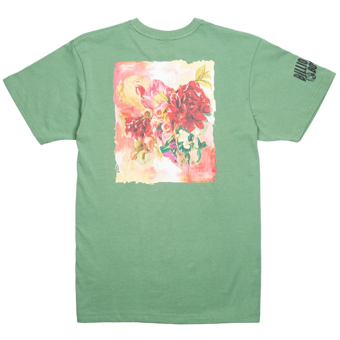 Billionaire Boys Club Men Botanist Tee (green)