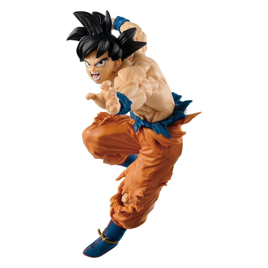 PREORDER - Banpresto Dragon Ball Super Tag Fighters Son Goku Color Variant Figure (orange)