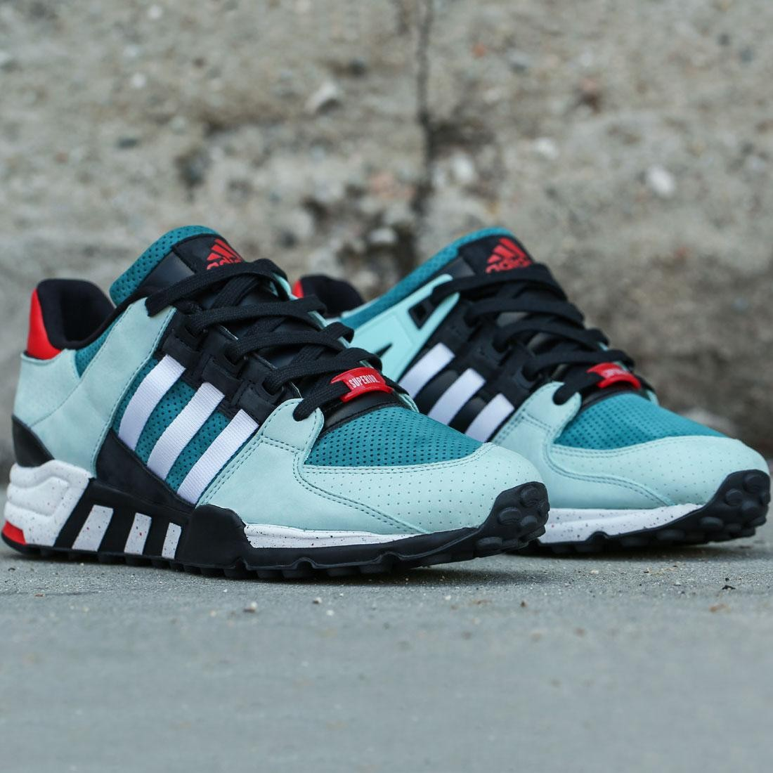 huge discount 12a08 4a990 BAIT x Adidas EQT Equipment Running Support - The Big Apple