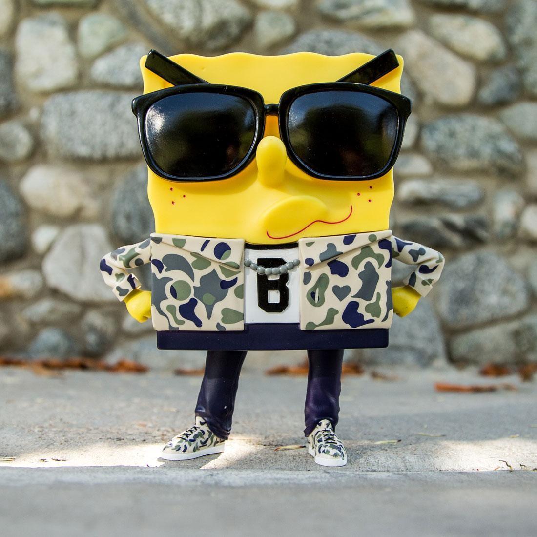 BAIT x SpongeBob SpongeBob SquarePants 8 Inch Figure (yellow)
